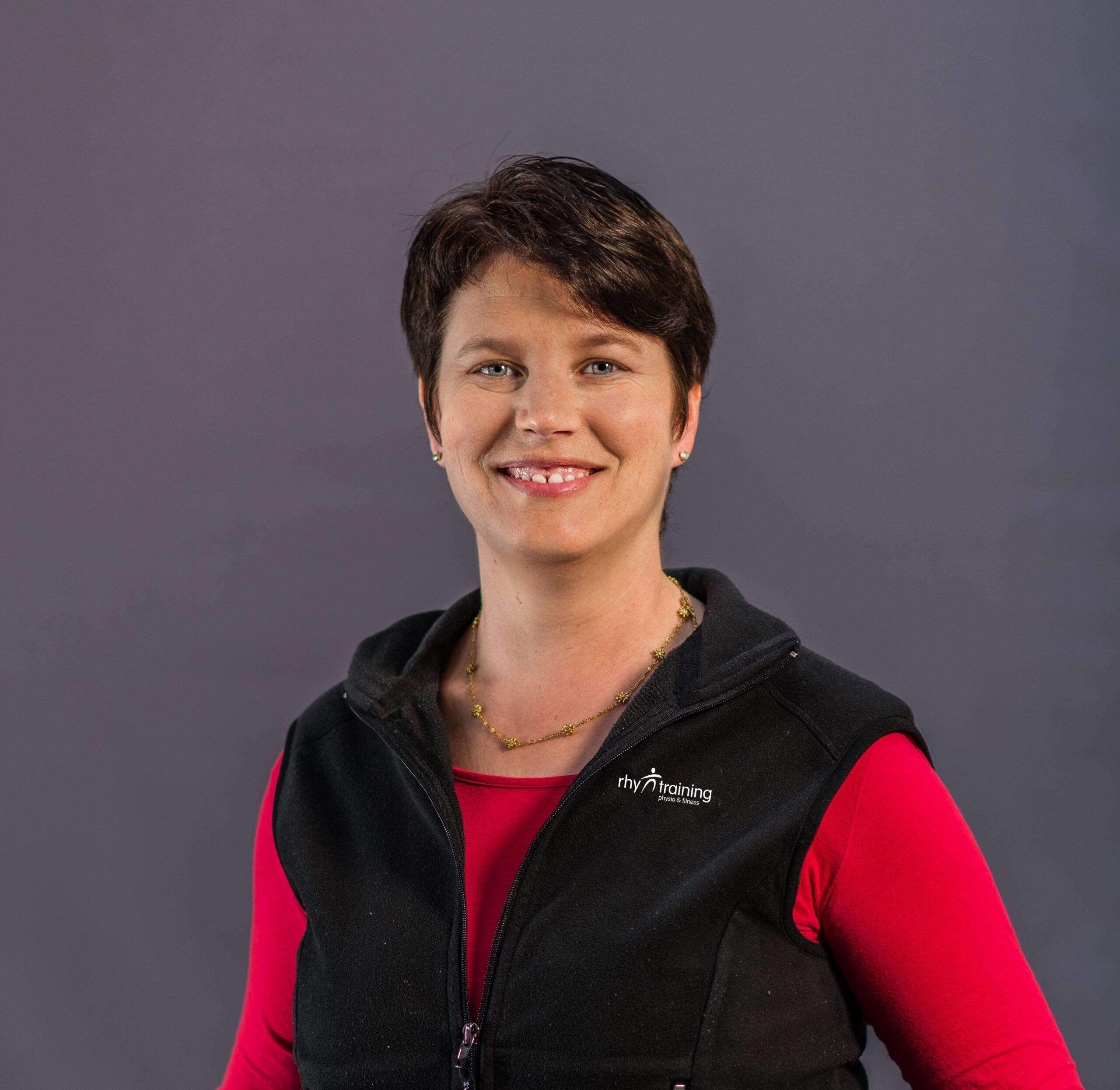 rhytraining - physio & fitness stein am rhein | Irene Schmid
