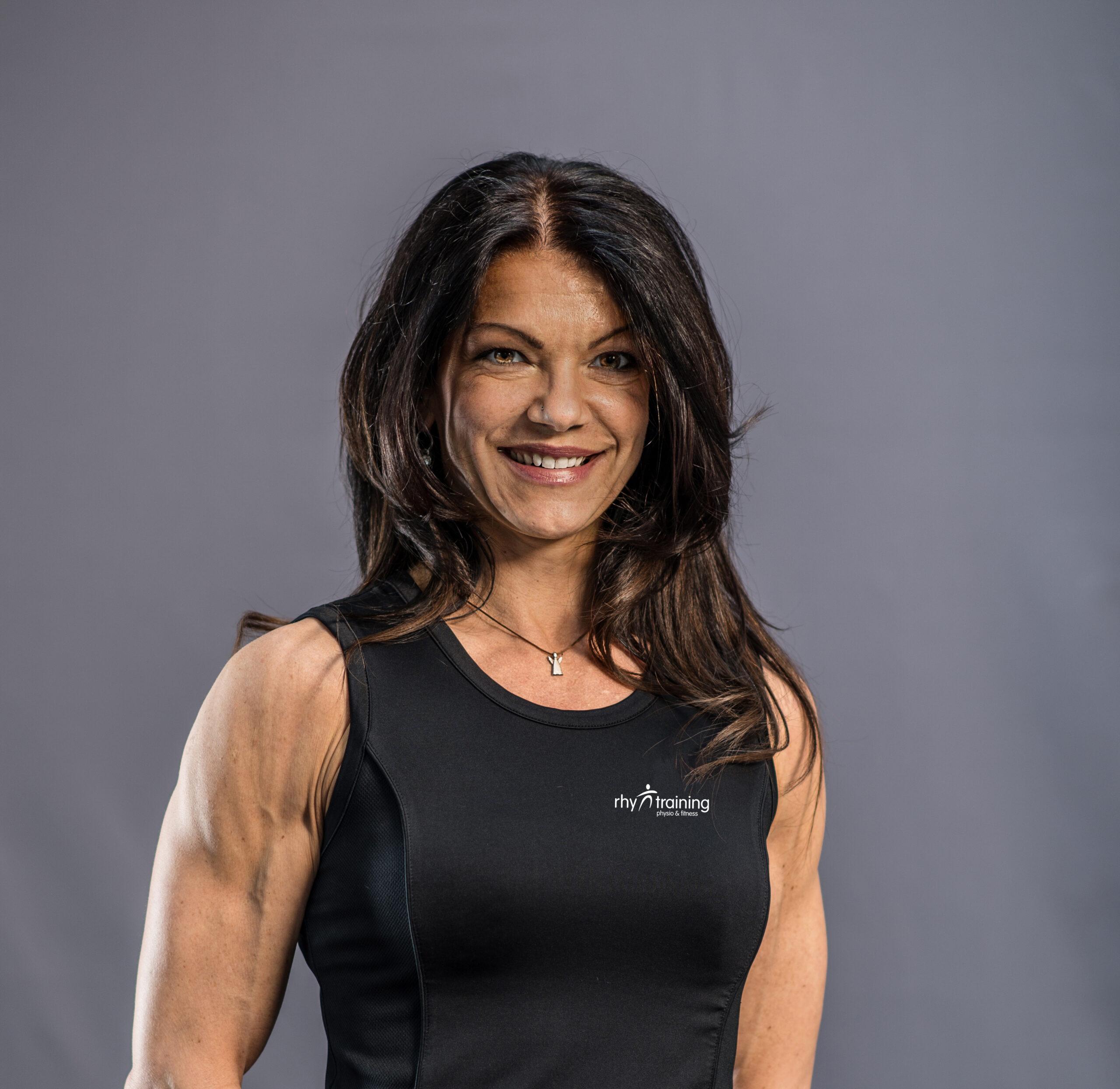 rhytraining - physio & fitness stein am rhein | Sabine Schönle