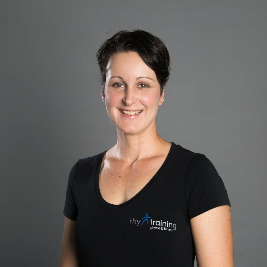 rhytraining physio & fitness stein am rhein personal training - kathrin brouwer