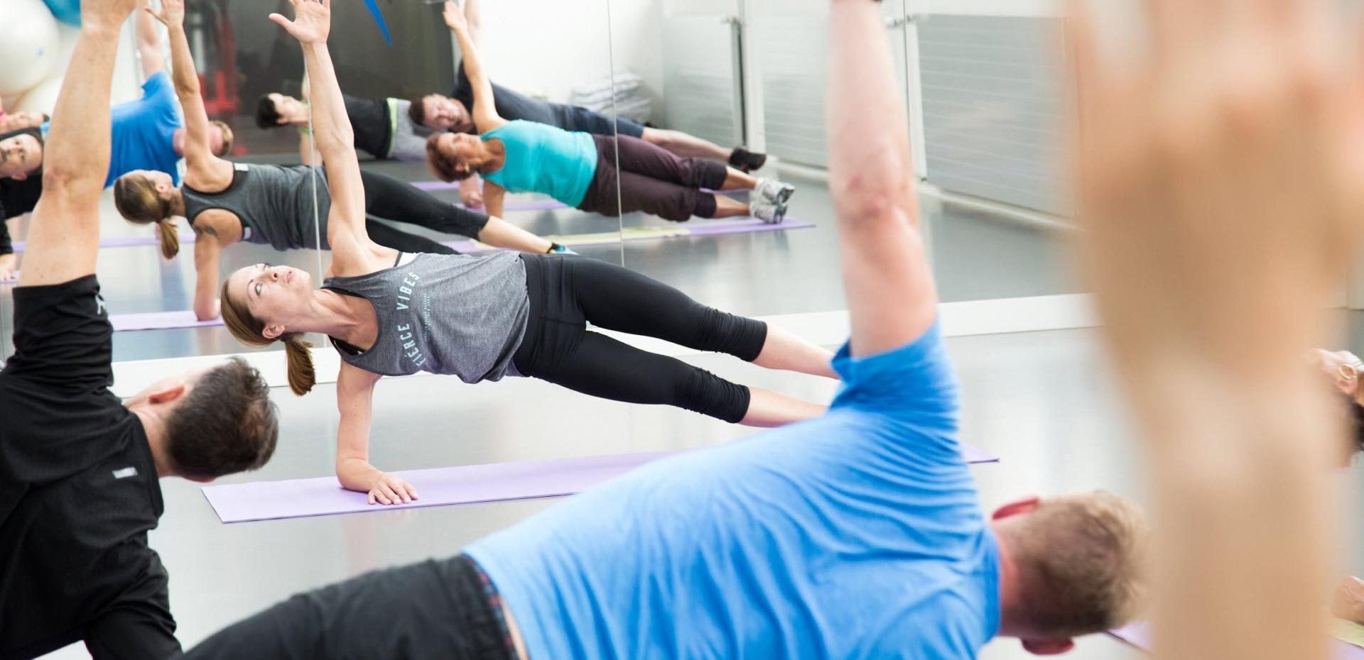 rhytraining physio & fitness